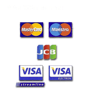 Credit Cards Icons, Pest Control Brentwood