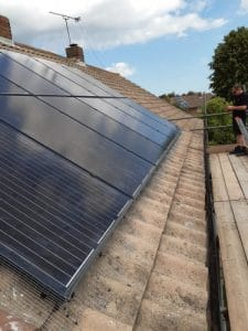 Solar Panel Bird Proofing in Essex & Suffolk
