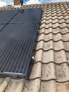 bird proofing solar panels in Suffolk & Essex