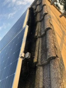 pigeon proofing solar panels essex